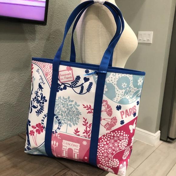 "Lancome Handbags - ""FINAL PRICE"" Brand New LANCÔME Paris Tote Bag"